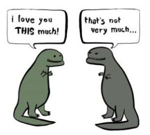 funny-comic-dinosaur-T-Rex-love
