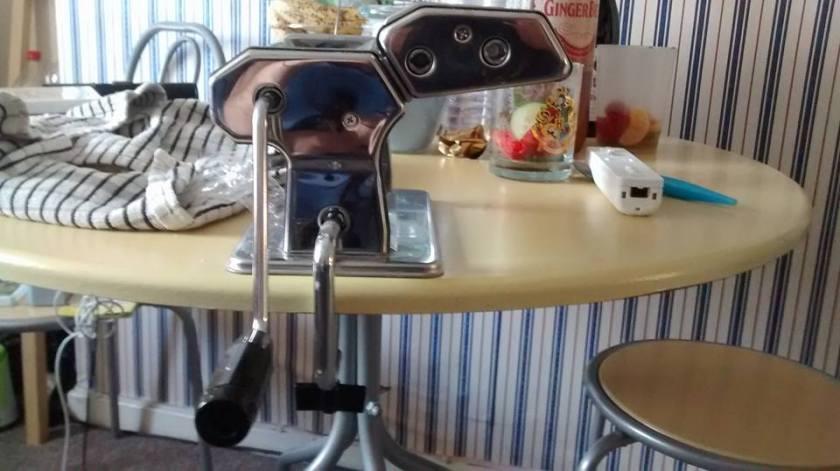 The magical pasta press